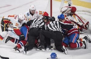 Petry, Drouin lead Canadiens to a 3-2 win over Flames