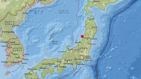 Japan issues tsunami warning after 6.5-magnitude earthquake off coast