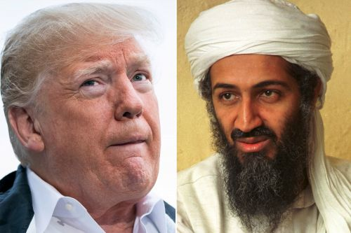 Trump boasts that he pointed out Osama bin Laden prior to 9/11