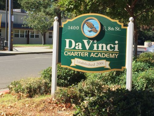 Did Davis students bring cookies containing human remains to school?