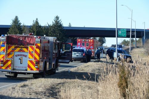 Woman stabbed, stranded on highway, state police say