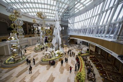 MGM Resorts buys Washington, D.C. office to advance policy initiatives
