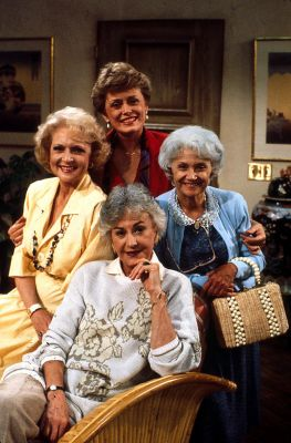 'Golden Girls' is back - but for some, it never left