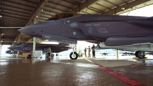 Hill AFB F-35s, Airmen deploy to Europe as part of Theater Security Package