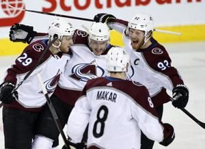 Avalanche moving on in playoffs for 1st time since 2008