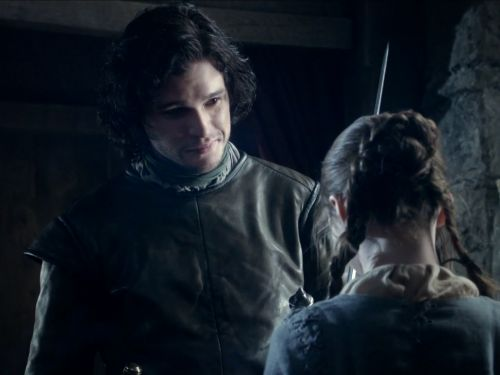Fans are beside themselves after new 'Game of Thrones' teaser shows Jon and Arya together