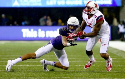 Showdown in Salt Lake City between No. 4 Washington and No. 17 Utah