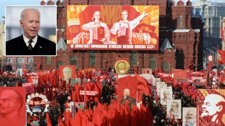 Soviet collapse taught Russians the danger of being a messianic superpower. Biden makes it clear America hasn't learnt the lesson