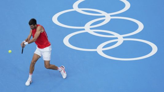 Novak Djokovic Could Close In On A Historic 'Golden Slam' At The Olympics