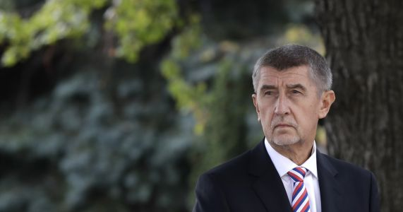 Czech government to face no-confidence vote over PM scandal