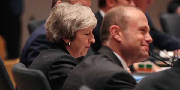 Theresa May's Brexit deal in peril after EU leaders reject demands for changes