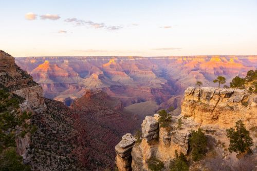 Grand Canyon National Park closes after employee tests positive for coronavirus