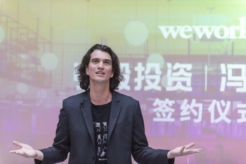 WeWork reportedly is leaning toward delaying its IPO