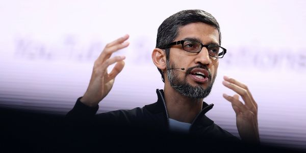 Read Google CEO Sundar Pichai's prepared remarks to Congress