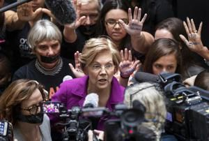 DNA test says 'strong evidence' Elizabeth Warren has Native American ancestry
