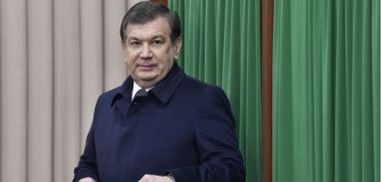 In First Vote Since Autocrat's Death, Uzbekistan's New President Inherits Looming Economic Crisis