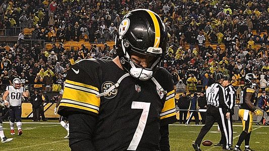 Steelers on 'brutal' 3-game losing streak: 'We have to stop BS-ing around'