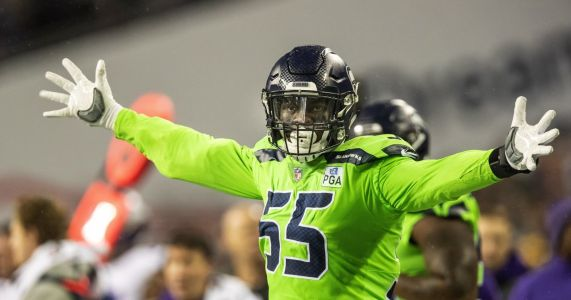 Middle of the road team? Seahawks' Frank Clark has a message for Richard Sherman