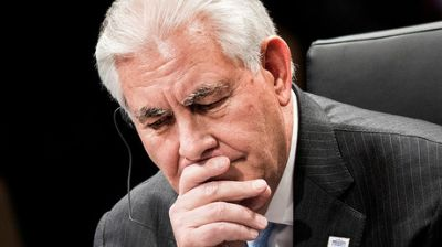 Tillerson forced to stay at sanatorium after failing to make timely G20 hotel reservation
