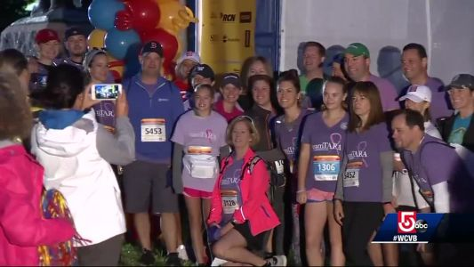 Thousands take part in 30th annual Jimmy Fund Walk