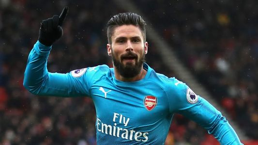 Giroud to consider Arsenal exit during January transfer window