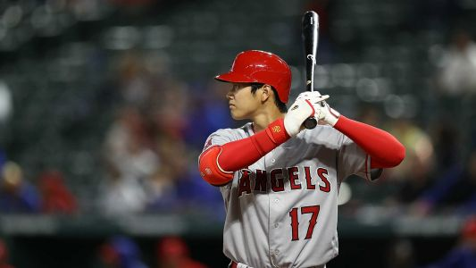 Angels' Shohei Ohtani says he's not good enough for Home Run Derby.yet