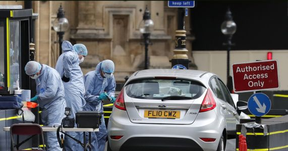 British media say crash suspect is Briton of Sudanese origin