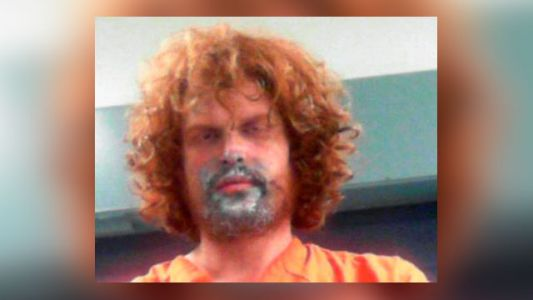 Police: Man huffs paint, beats mother with spatula