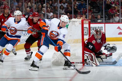 Islanders offensive woes continue against Coyotes in third straight loss