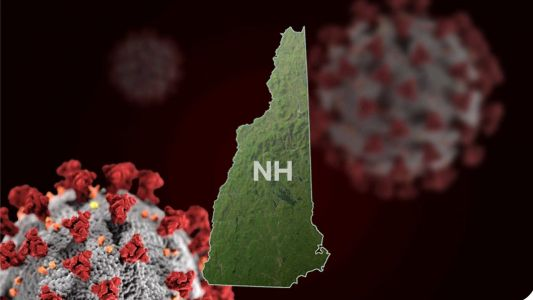 NH records most new cases in a day in more than five months; 2 new deaths reported