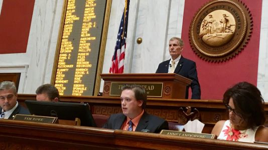 West Virginia House Votes To Impeach A State Supreme Court Justice