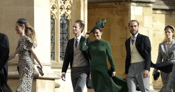 Pip Pip Hooray: Pippa Middleton gives birth to baby boy