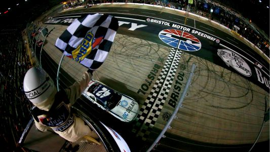 NASCAR at Bristol: Results, highlights from the Bass Pro Shops NRA Night Race
