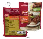 Tyson Recalls Frozen Chicken Strips That May Contain Metal