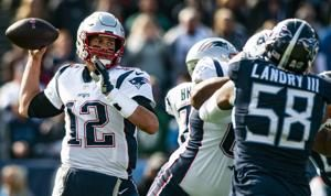 Patriots face growing list of issues heading into bye week