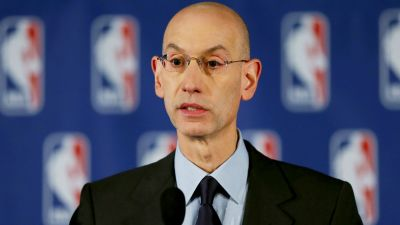 Adam Silver says NBA will monitor Texas bathroom bill, travel ban