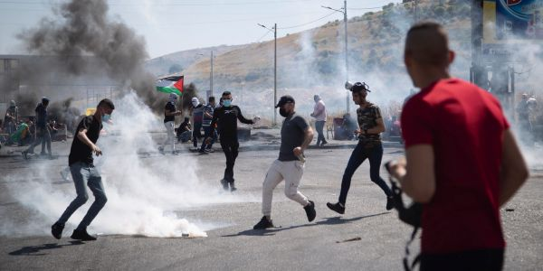 7 Palestinians killed in the West Bank after clashes with Israeli forces, officials say