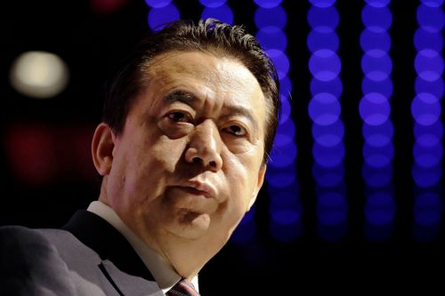 Interpol's ex-president confesses to taking bribes in Chinese court