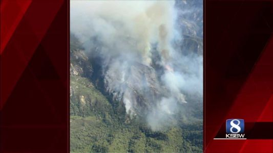 Willow Fire: Evacuation orders remain as fire burns in Los Padres