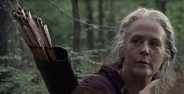 The first trailer for 'The Walking Dead' season 10 is here and it teases a Carol and Alpha showdown