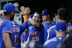 Plawecki's slam helps power Mets to 16-5 rout of Orioles
