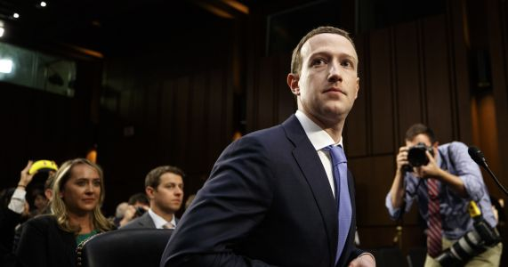 Facebook offered users privacy wall, then let tech giants around it