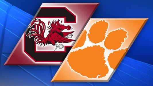 Kickoff time announced for South Carolina-Clemson game