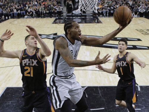 'He is happy': Masai Ujiri insists Kawhi Leonard is fired up to play for Toronto, despite his deafening silence
