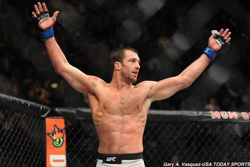 Luke Rockhold out of UFC 230 co-headliner vs. Chris Weidman