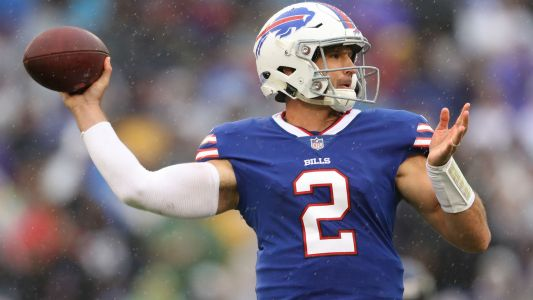 NFL free agency rumors: Raiders coach Jon Gruden 'very high on' former Bills QB Nathan Peterman