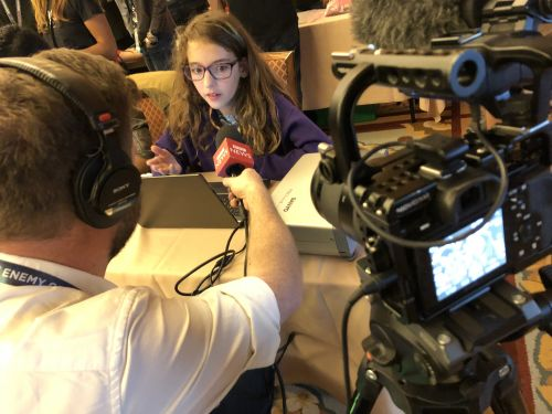 Kids as young as 7 hack into election systems at DEFCON event