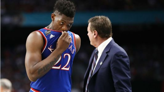 Kansas appeals Silvio De Sousa's 2-year NCAA ban