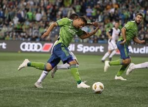 Union ends Sounders' win streak on Picault's late goal, 1-0