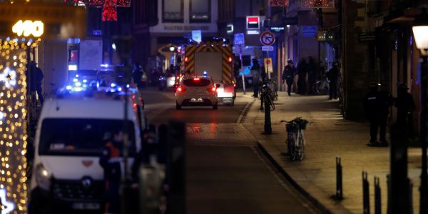At least 2 dead, 8 wounded in Strasbourg Christmas market shooting; French authorities open terror investigation
